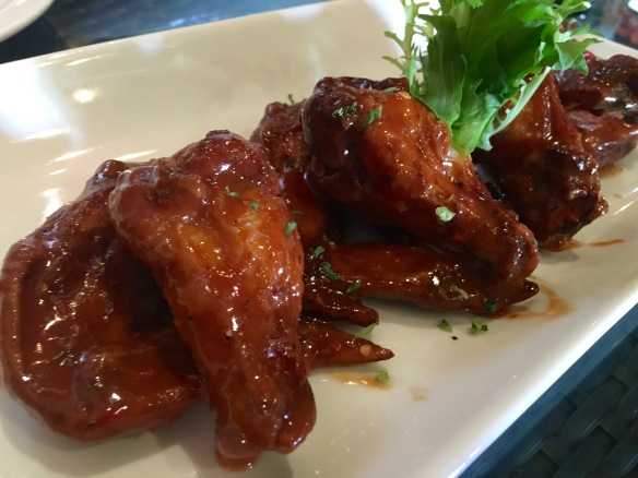 Savoury Buffalo Wings 1
