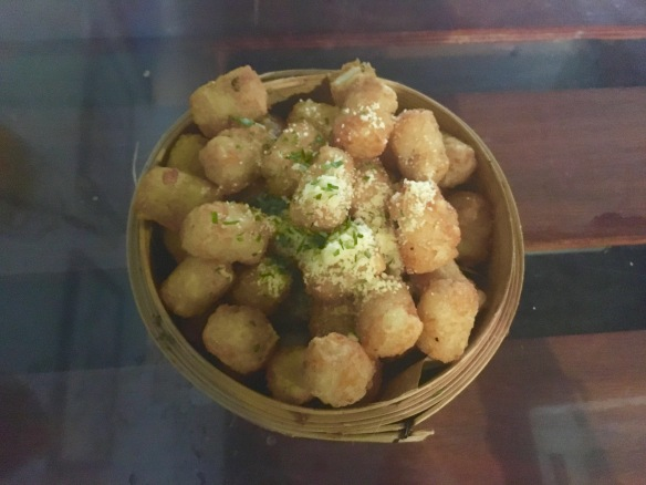 Working Title - Truffle Tater Tots