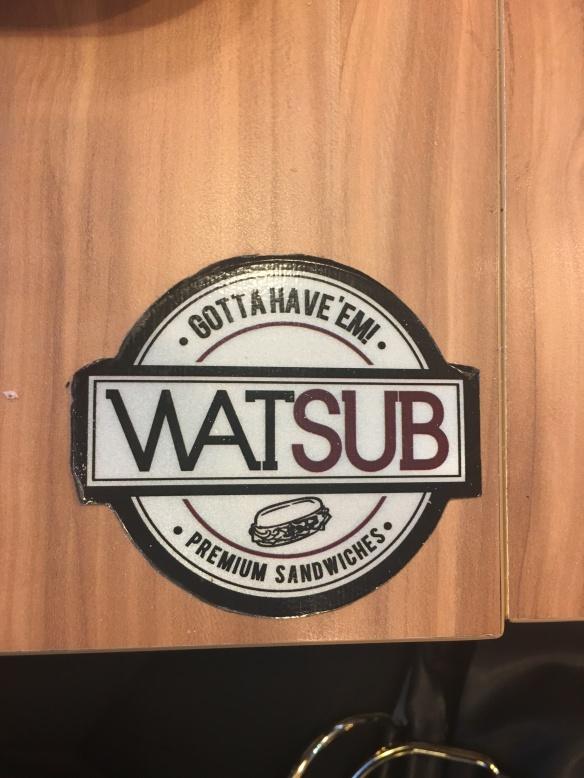 Watsub Logo