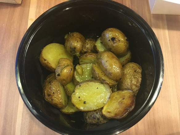 Watsub Roasted Potatoes