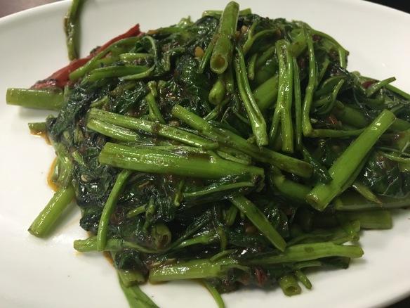 Chai Chee Seafood Kangkong Belacan