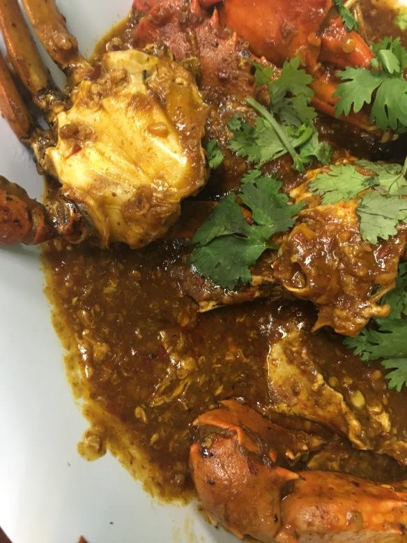 Chai Chee Seafood Chilli Crab