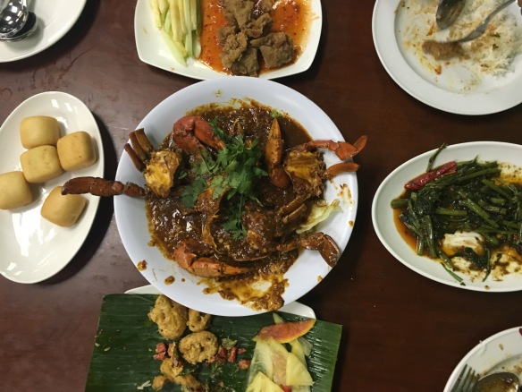 Chai Chee Seafood Chilli Crab Overview