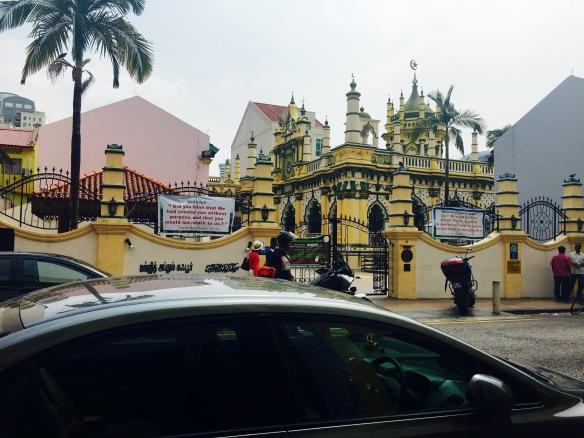 The Malayan Council - Masjid Abdul Gafoor
