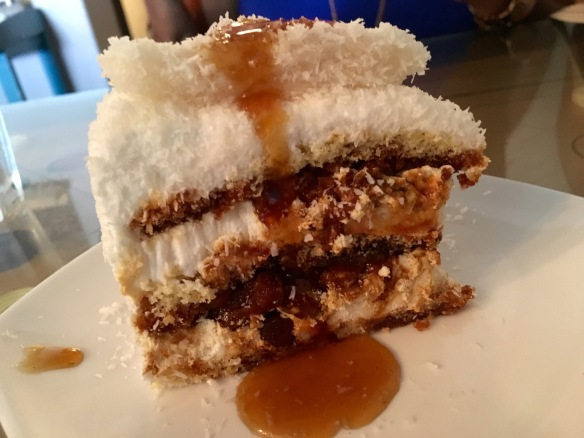 The Malayan Council - The Lopez Dessert Cake