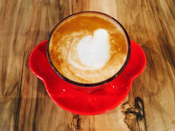 Word Café - Latte