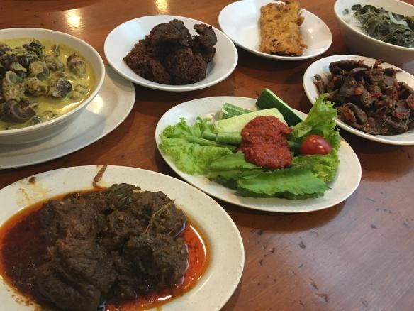 Hajah Maimunah Cafe - Smorgasbord
