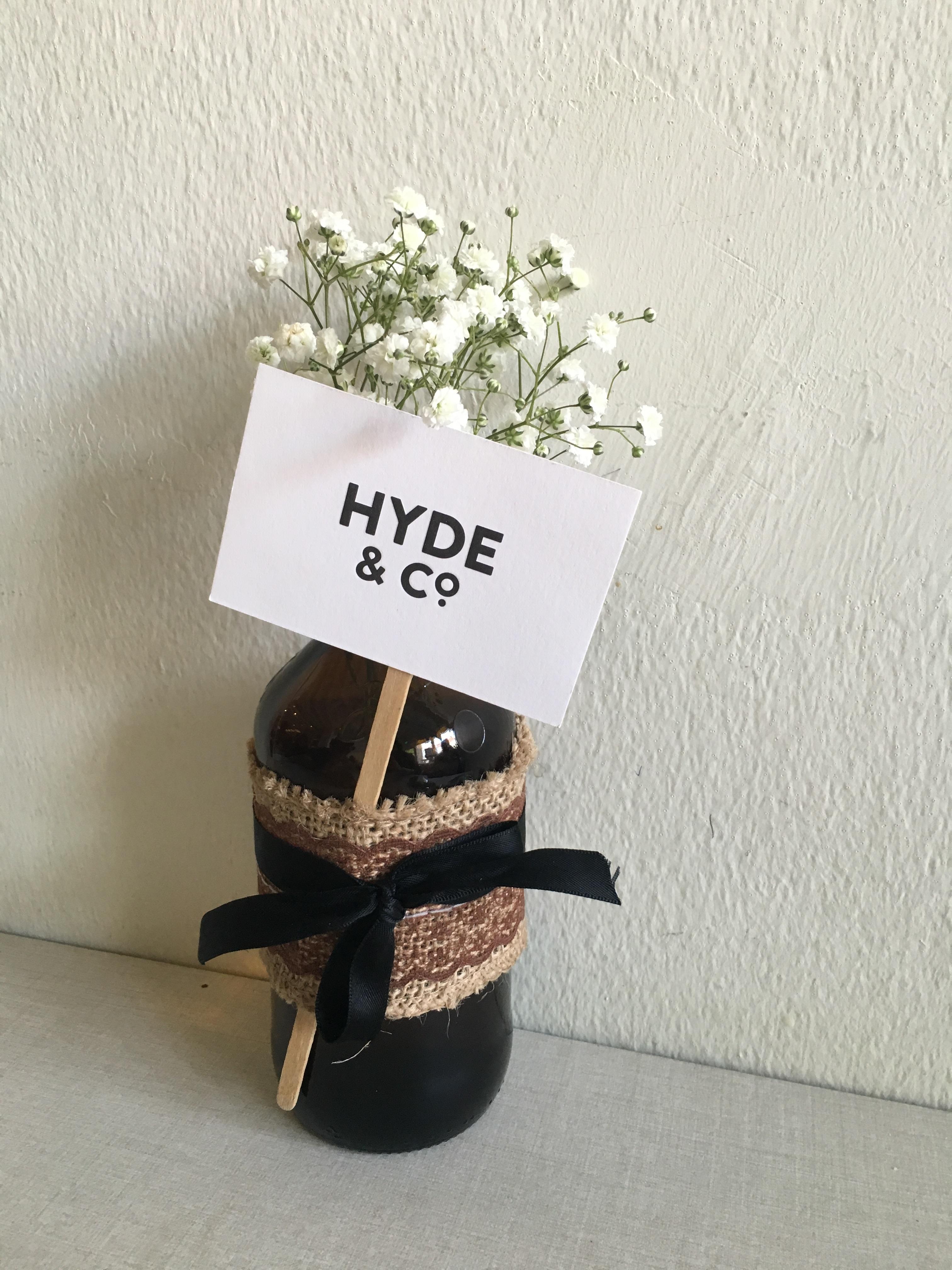 Hyde & Co - Table Decor