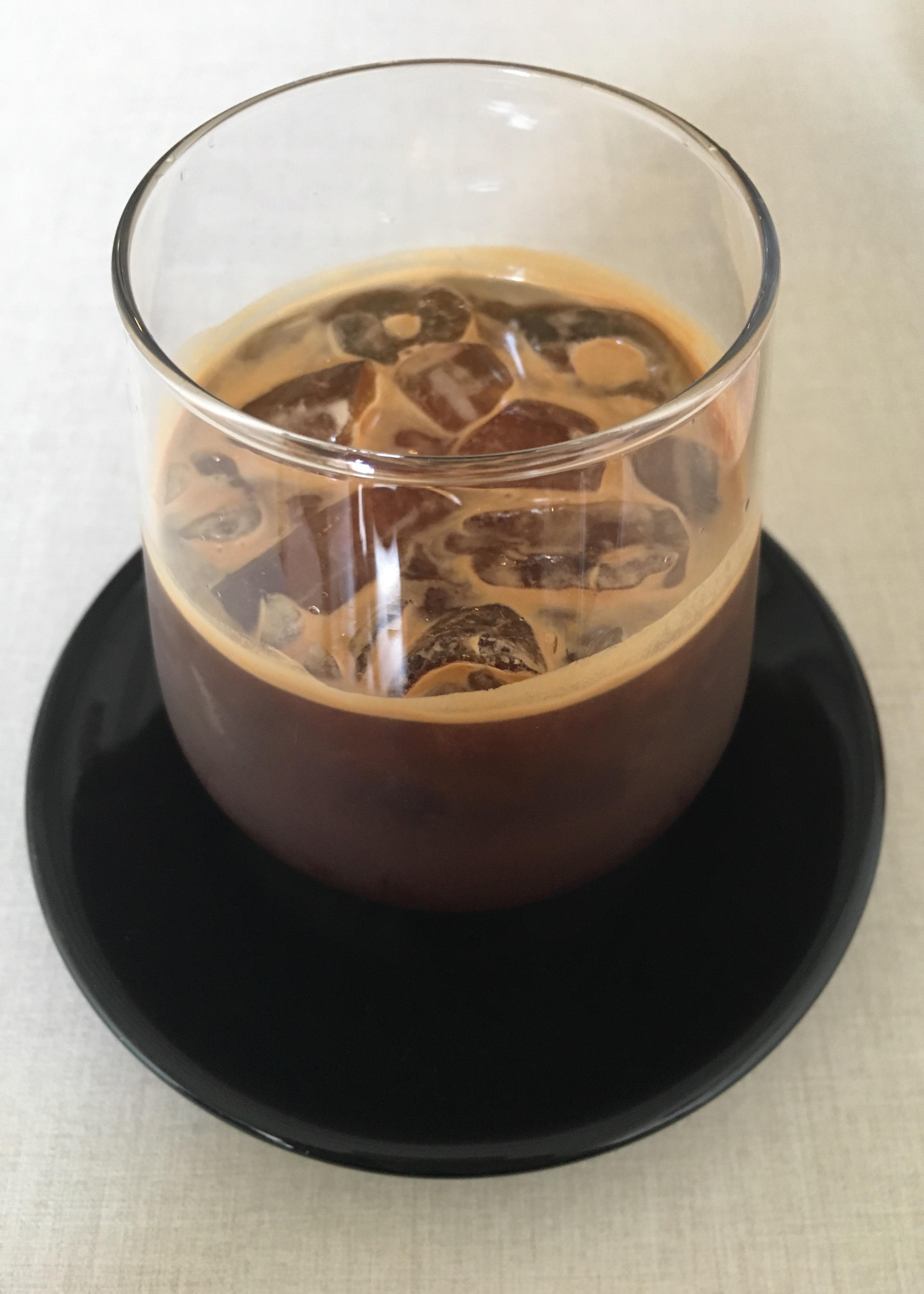 Hyde & Co - Iced Black Coffee