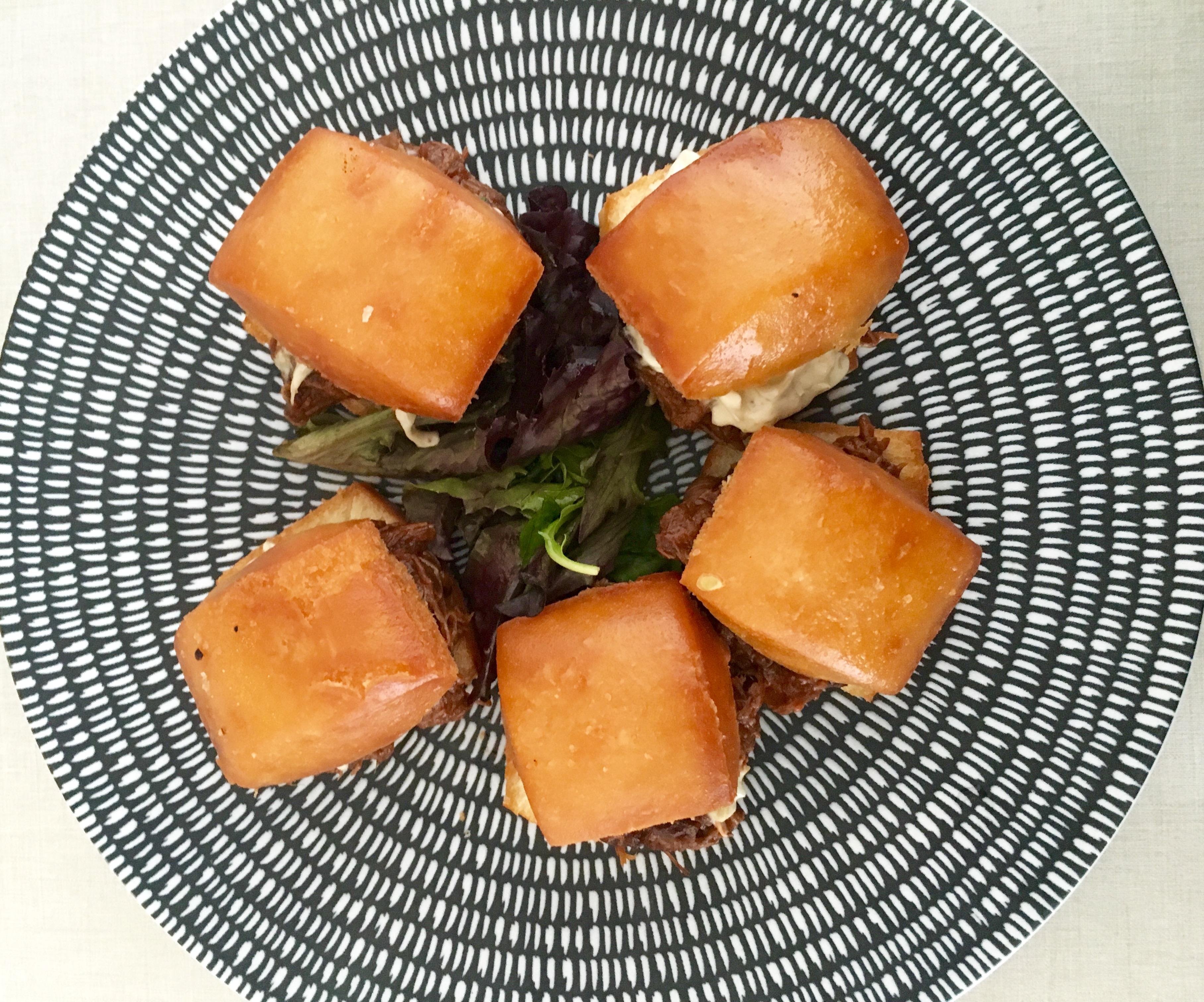 Hyde & Co - Beef Brisket Mantou