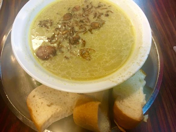 Springleaf Prata Place- Mutton Soup