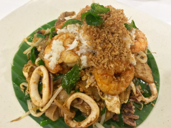 Penang Culture - Premium Crab Meat and Salted Egg Fried Kway Teow