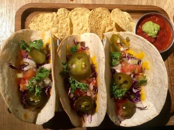 Afterwit SG - Beef Dendeng Tacos