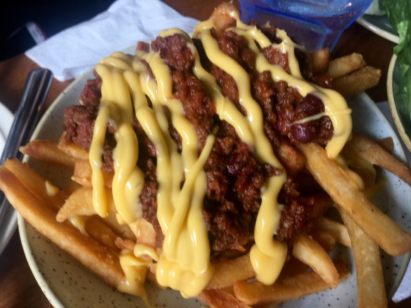 Fix Cafe - Chilli Cheese Fries