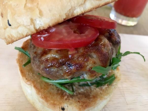 The Bravery Café - The Prime Burger