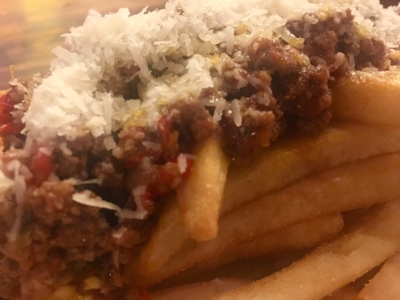 Kaw Kaw SG - Chilli Cheese Fries