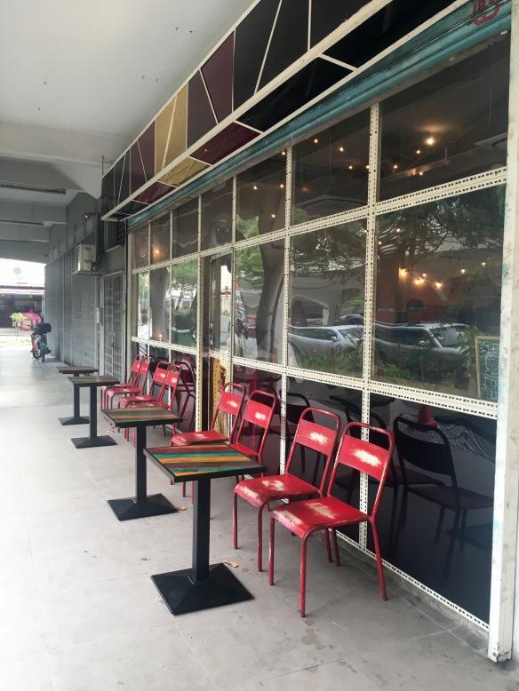 The Bravery Café - Exterior Facade