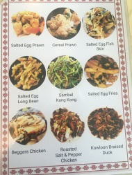 Kowloon Express - Menu Pictures 2