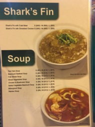 New Hawa - Soup Menu