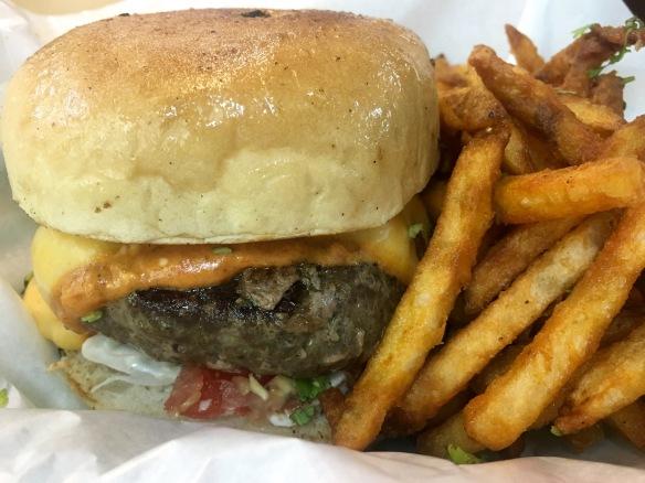 Reminis - Jeng Goat Burger