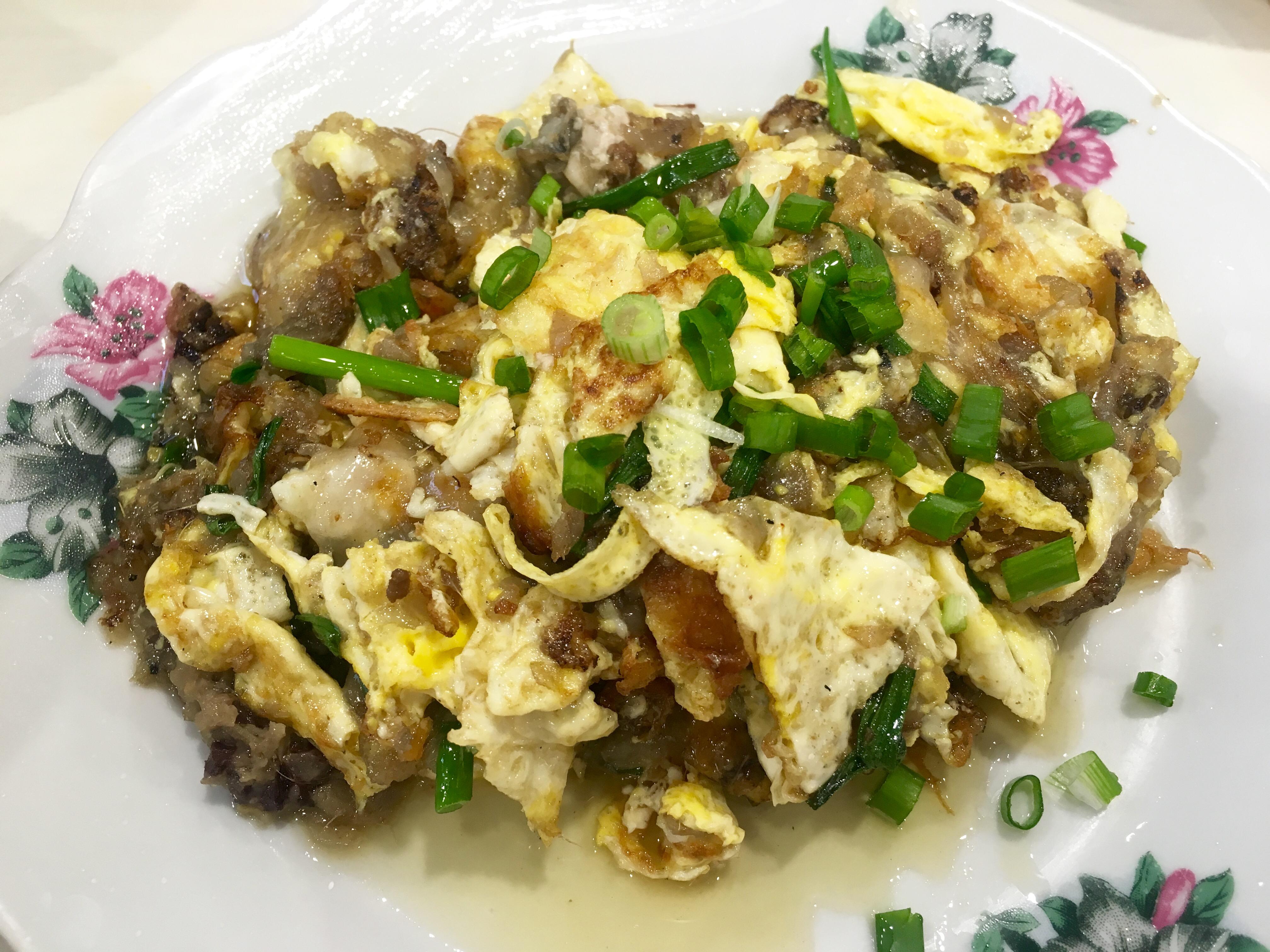 Encik Tan - Fried Oyster Omelette