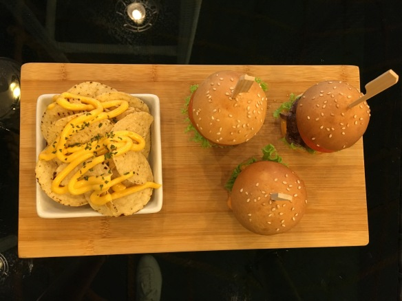 Citrus Bistro - Beef Sliders Trio