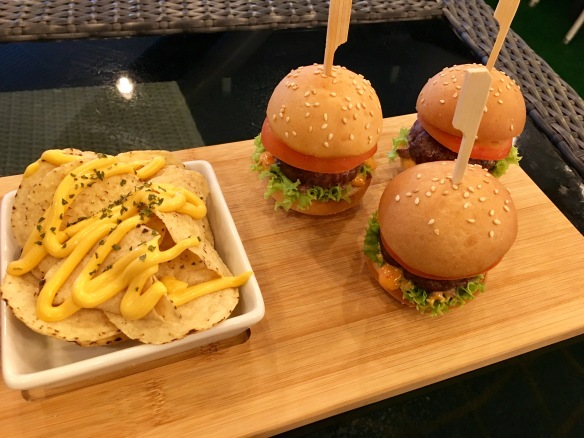 Citrus Bistro - Beef Sliders Trio 2