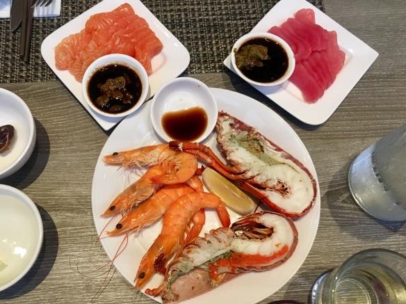 Holiday_Inn_Atrium_Cold_Seafood_Starters