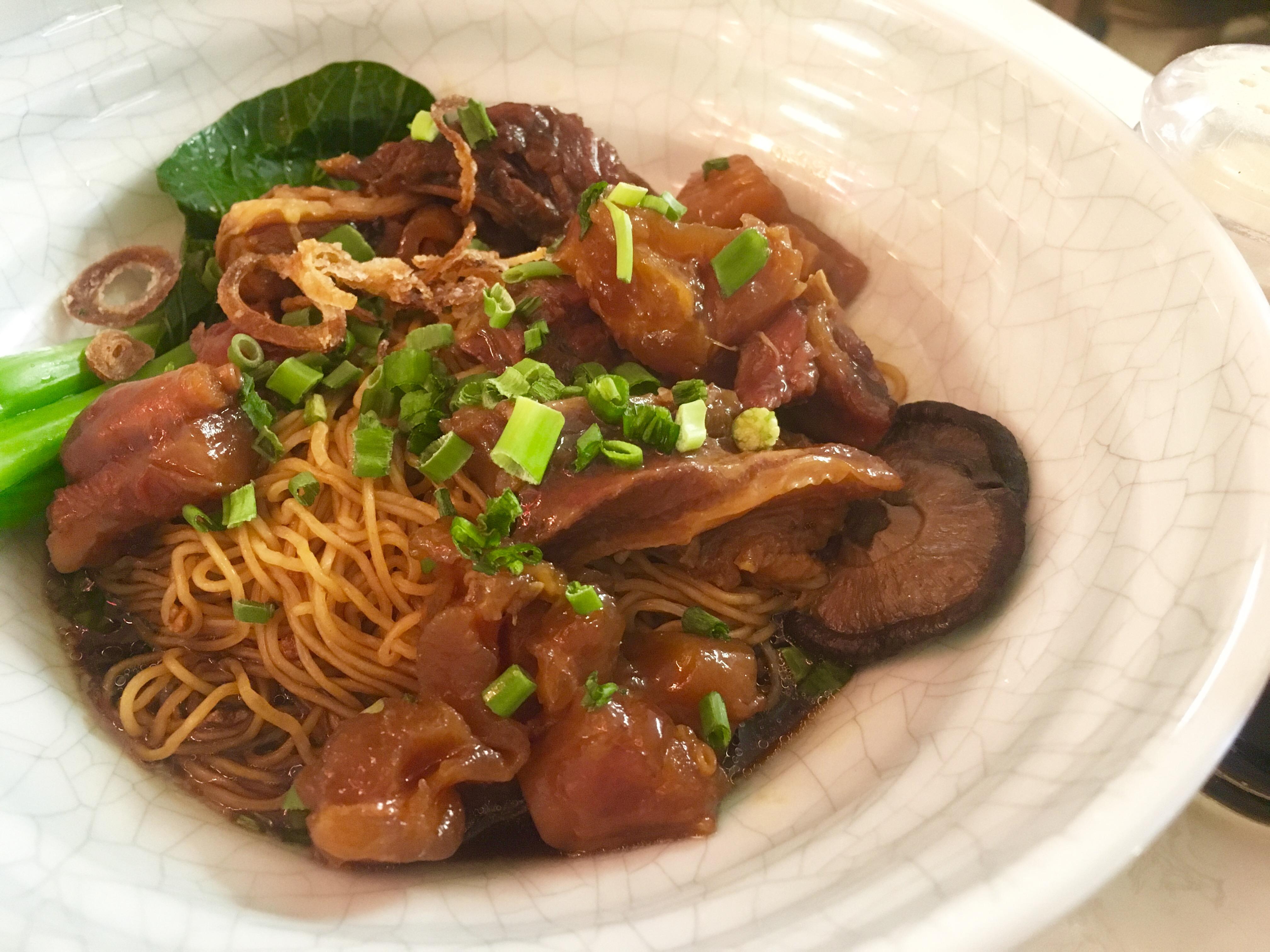 The Dim Sum Place - Beef Brisket Noodles 2