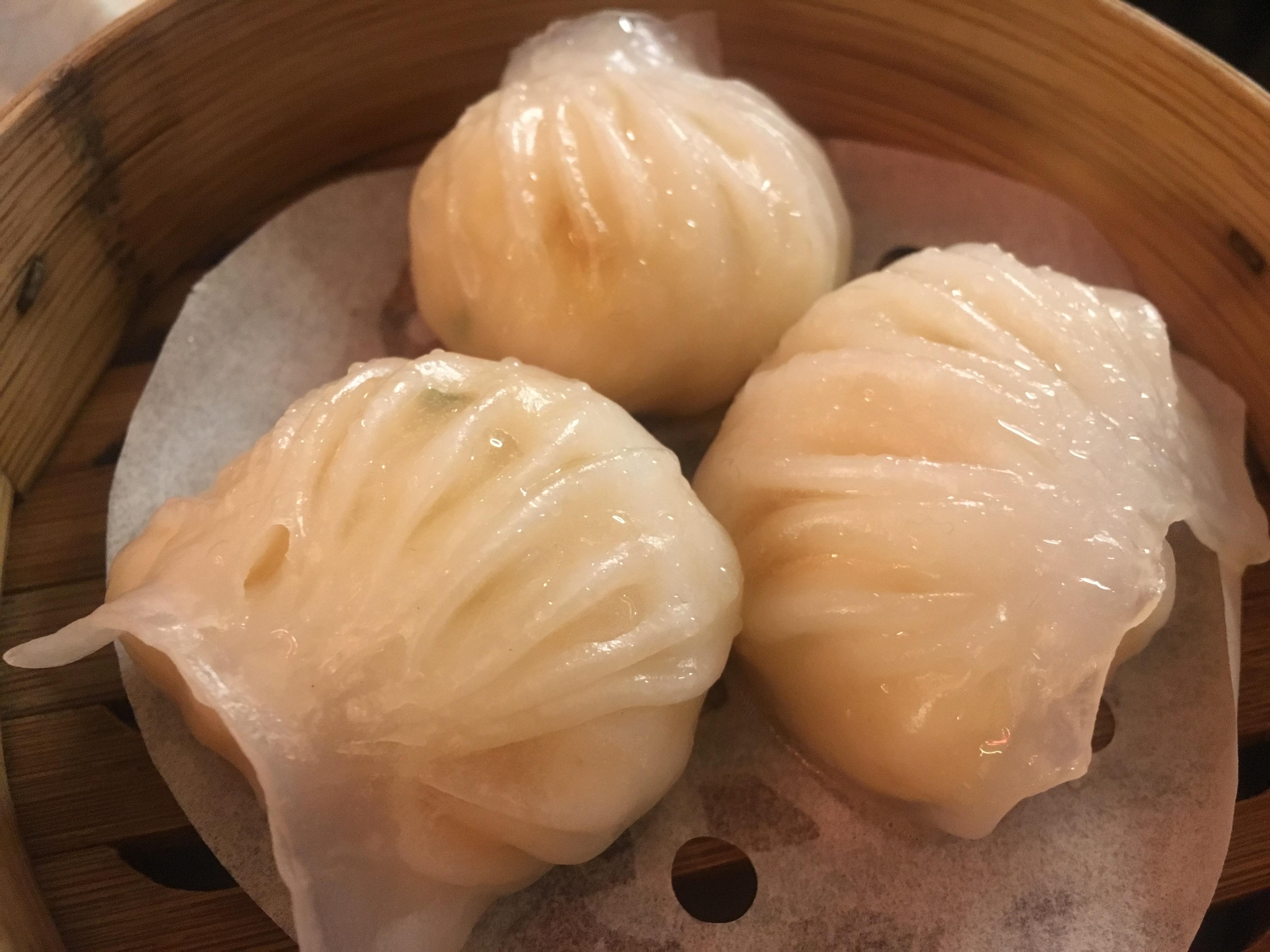 The Dim Sum Place - Crystal Shrimp Dumpling