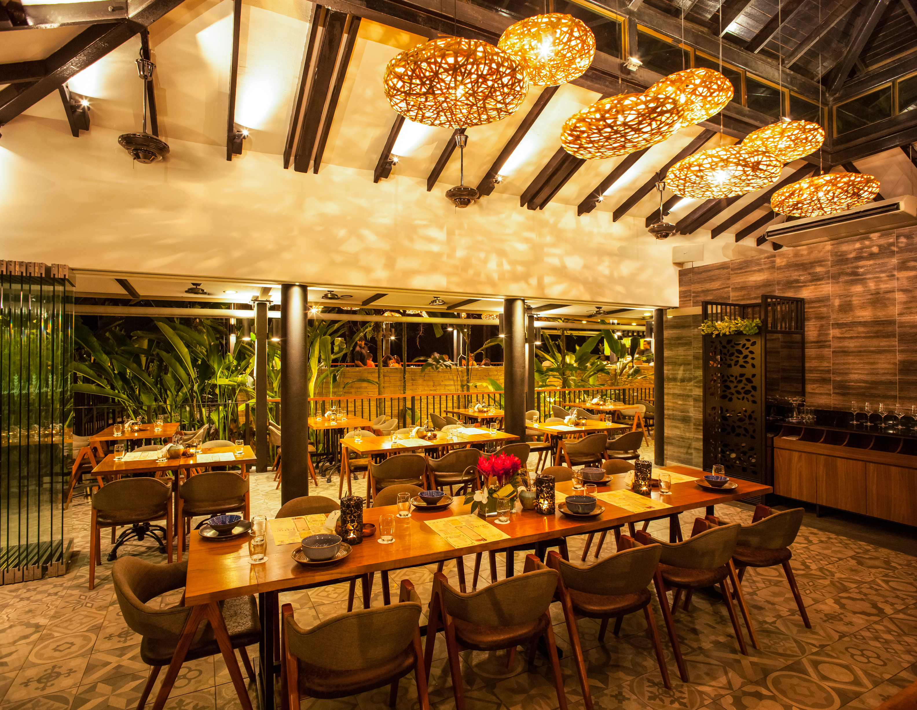 The Halia at Singapore Botanic Gardens Dining Room