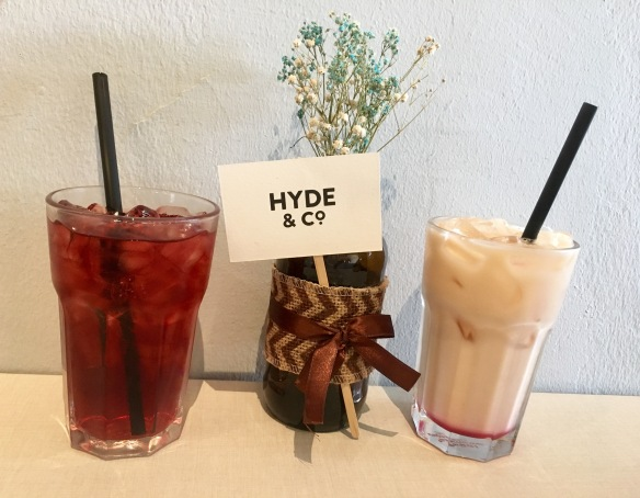 Take Hyde Out - Cold Brew Teas