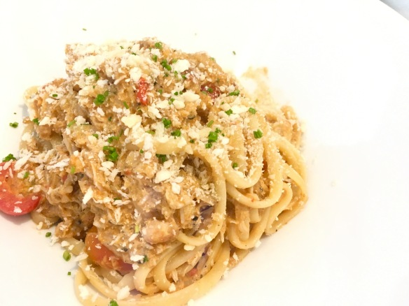 Take Hyde Out - Hyde's Chilli Crab Pasta