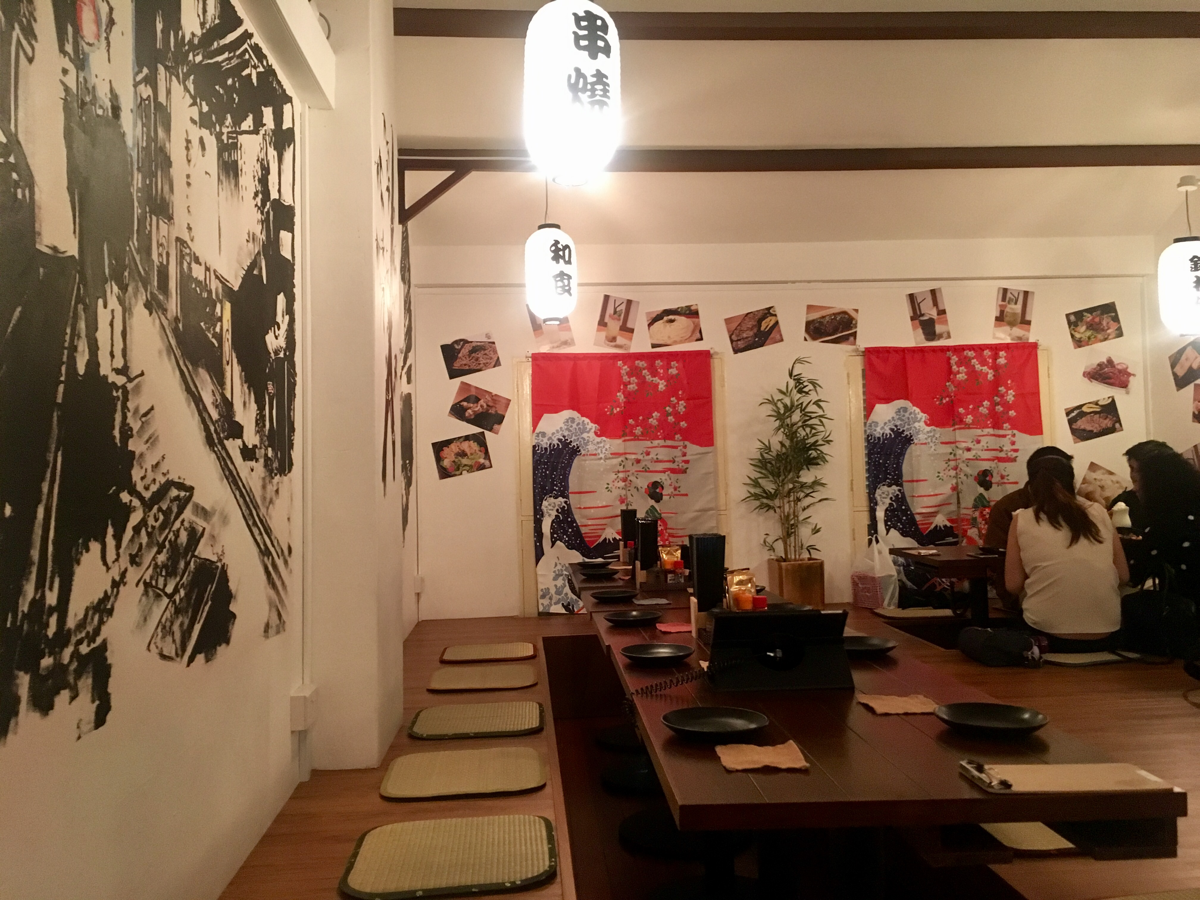 Hararu_Izakaya_Decor