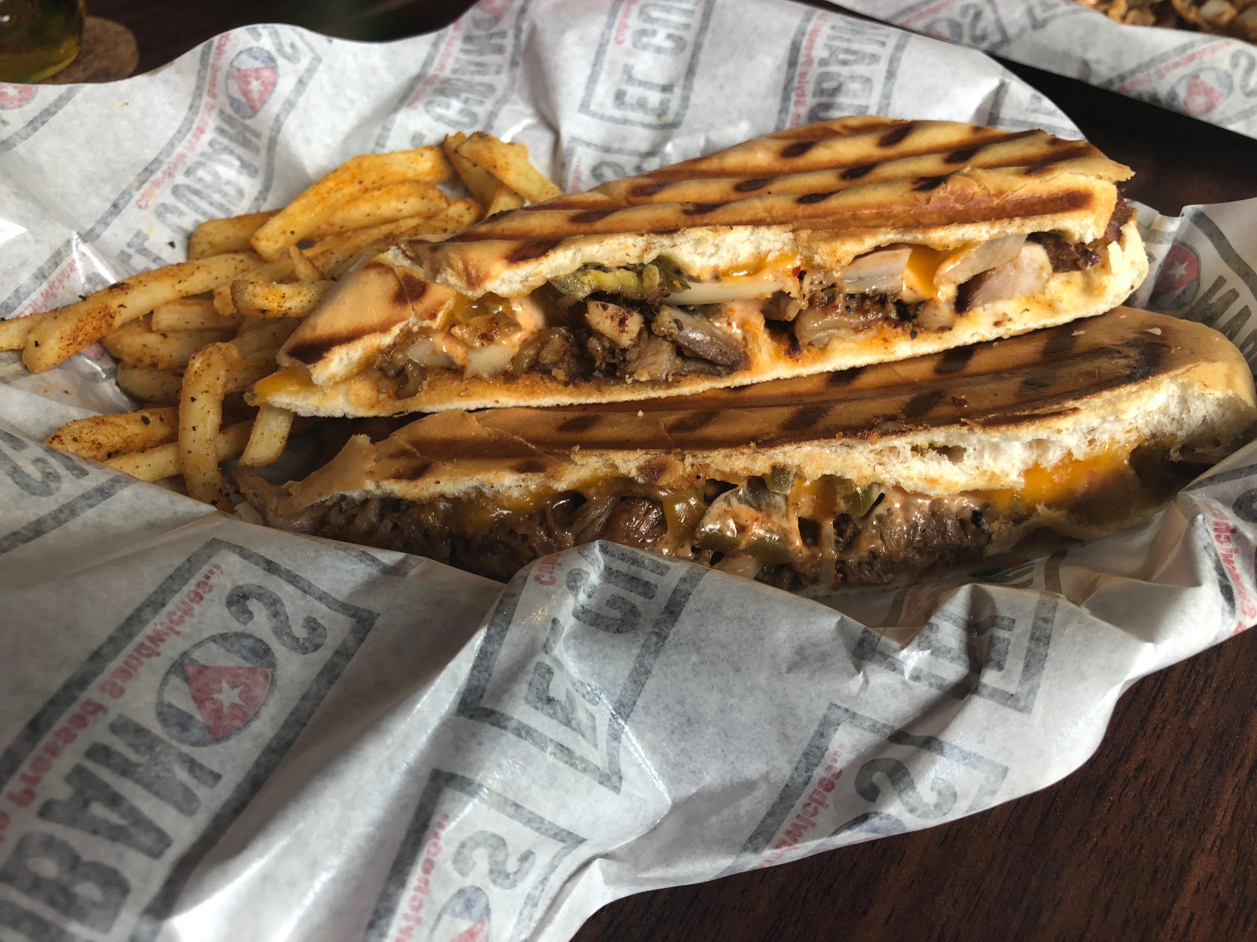 El_Cubanos_Signature_Pulled_Beef_Sandwich