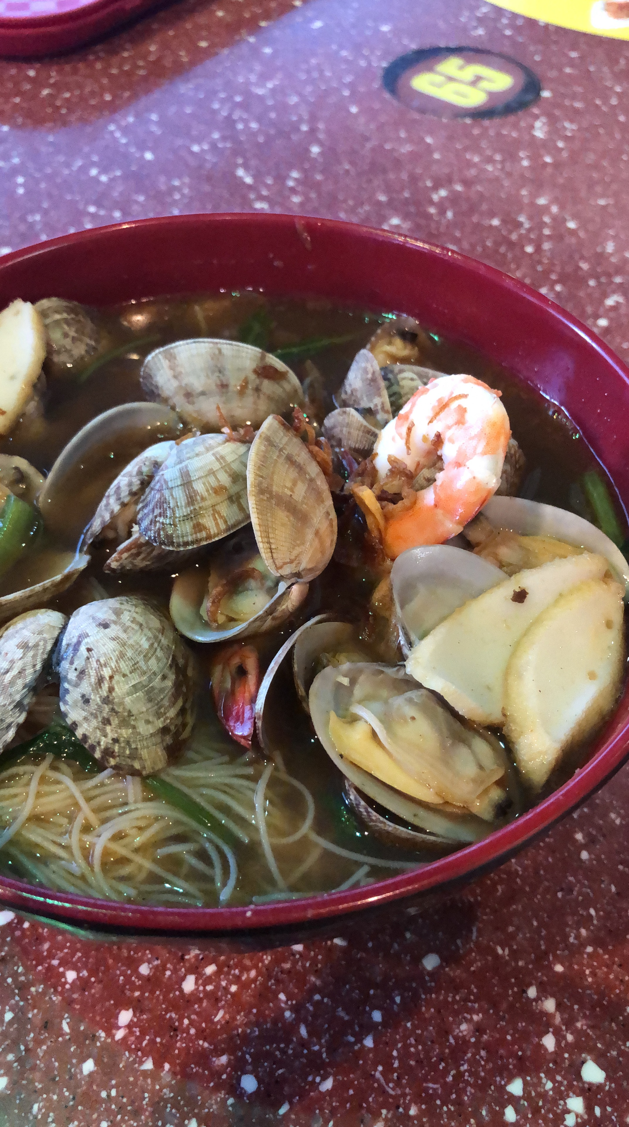 Deannas_Kitchen_Prawn_Noodles_Clams3