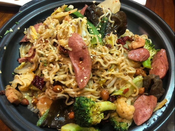 Le Fuse - Ma La Xiang Guo dry noodles